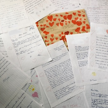 courrier du coeur : Celeste